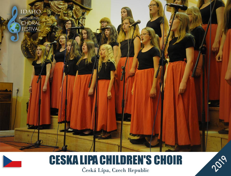 Idaho International Choral Festival - 2019 Participating Choirs